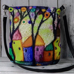 Fashion Wild Printed Crossbody Bag