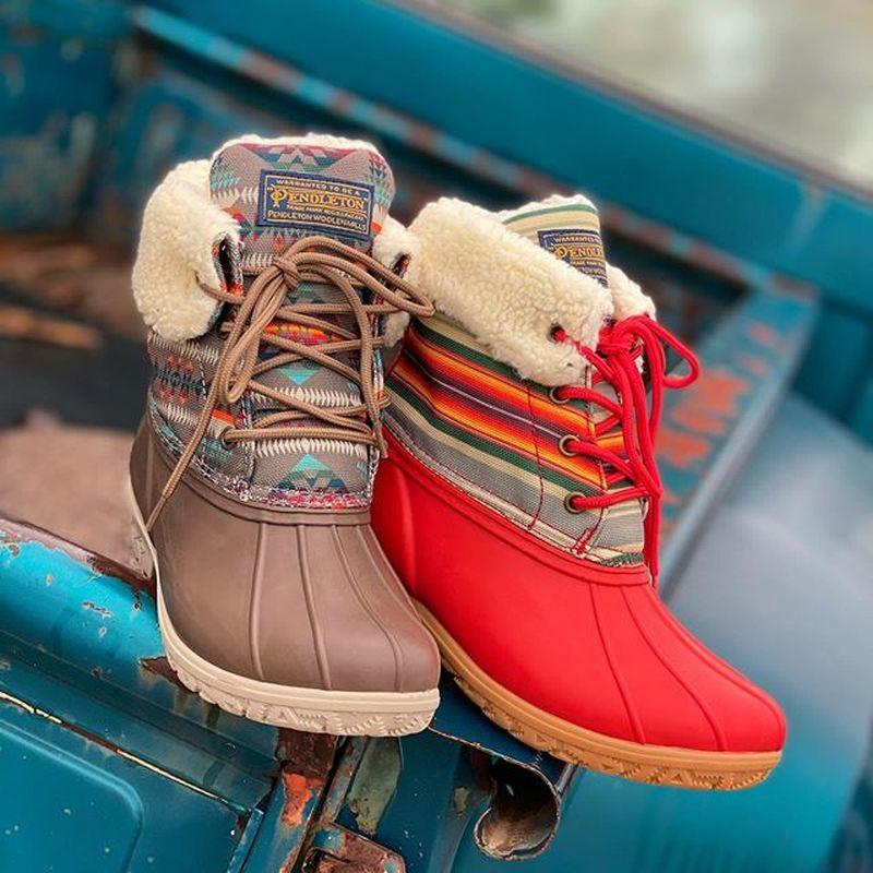 Fall Winter Snow Boots Cotton Shoes