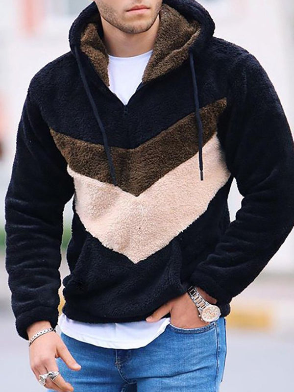 Casual Hit Color Fashion Sweater