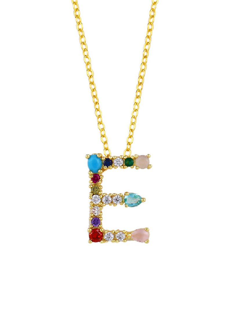 Fashion New Letter Necklace