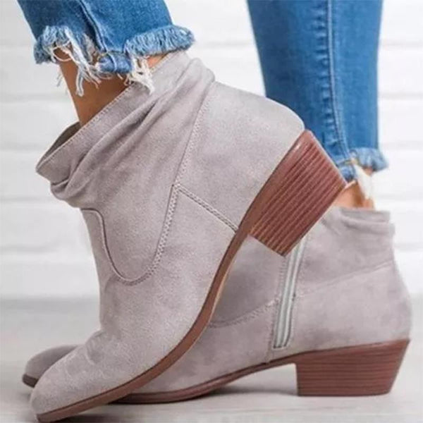 Women's Fashion Comfortable Short Boots