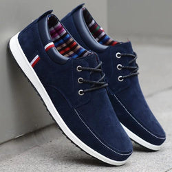 New Sports Leisure Flat Men's Shoes