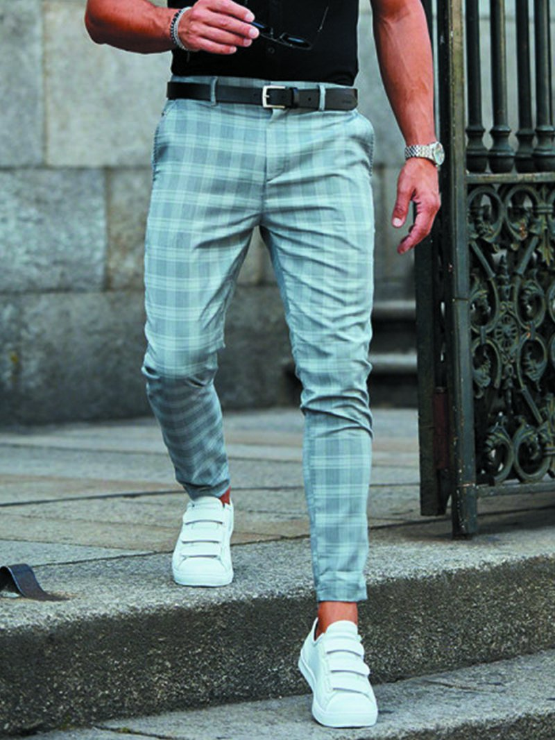 Men's Loose Thin Casual Trousers