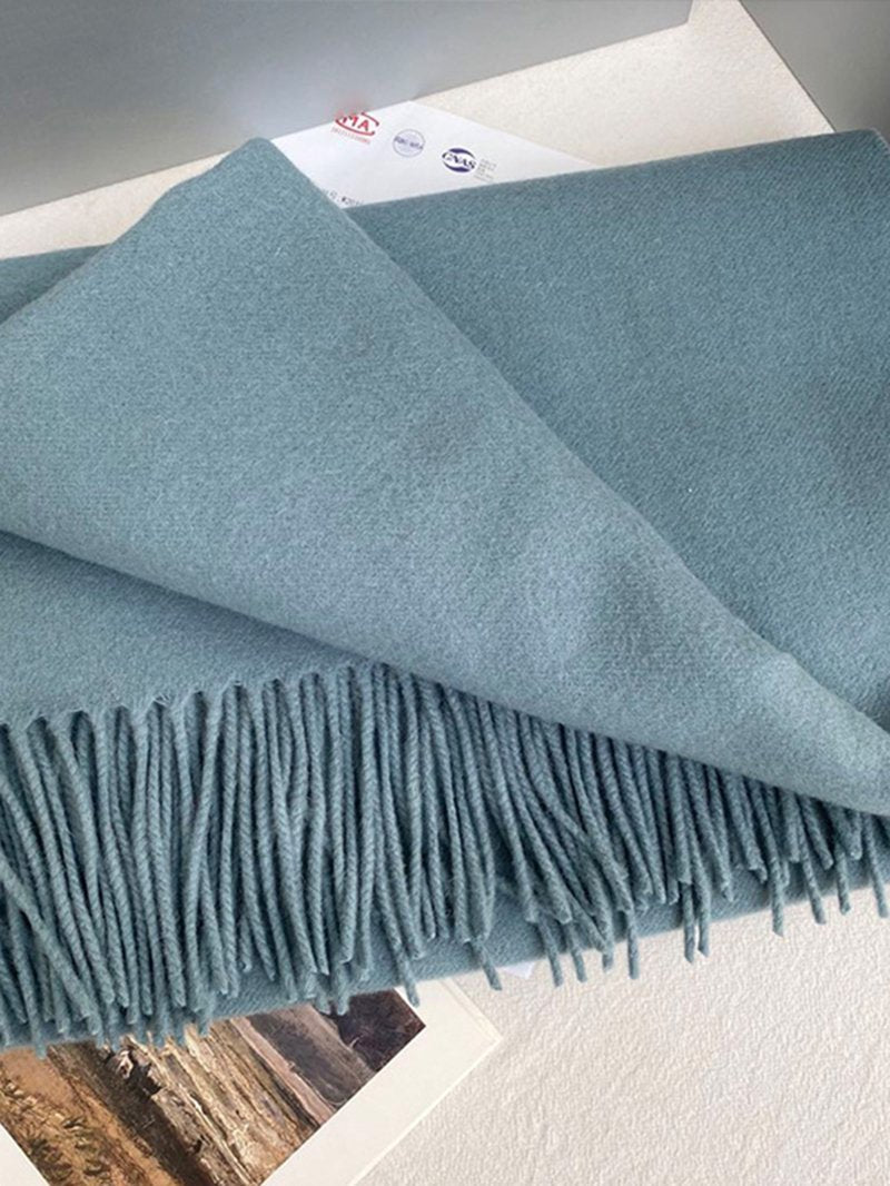 Warm cashmere shawl scar soft Scarf, Gift For Her,Christmas Gifts