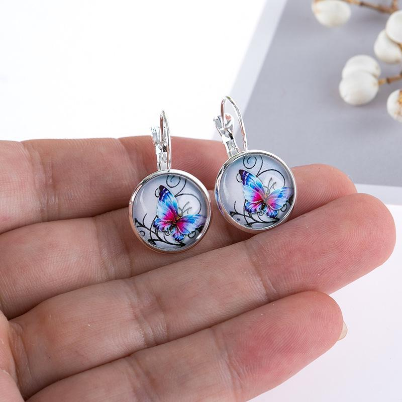 Synthetic Cute Drop Earrings