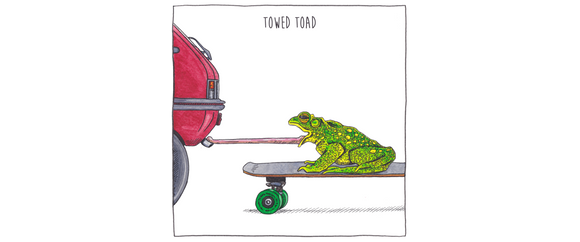 Towed Toad