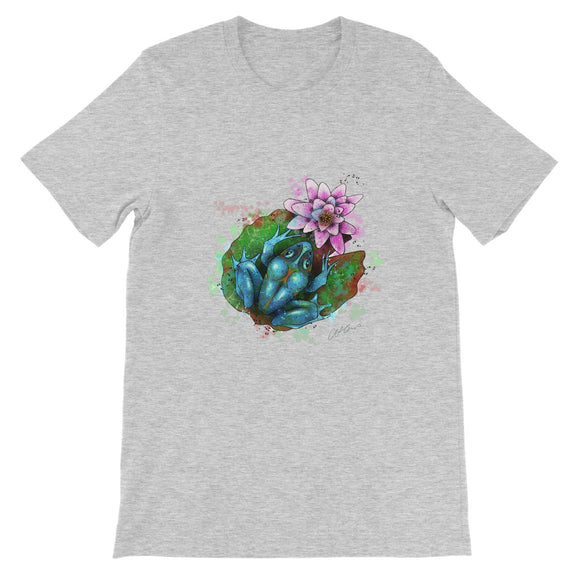 Frog Unisex Short Sleeve T-Shirt