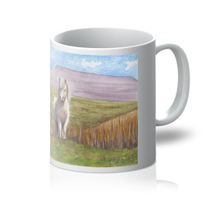 Pen Y Fan With Wild Pony Mug