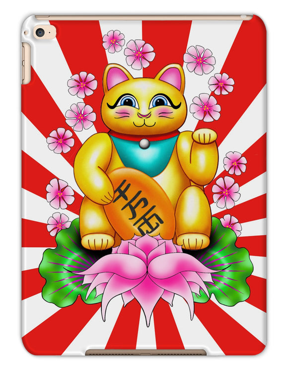 Lucky Cat Tablet Cases