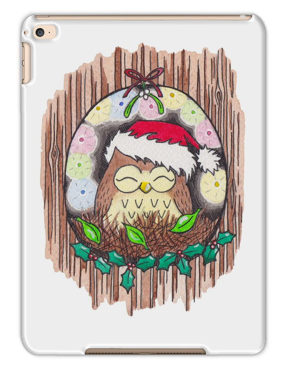 Owly Christmas Tablet Cases