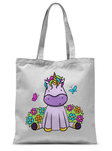 Unicorn Sublimation Tote Bag