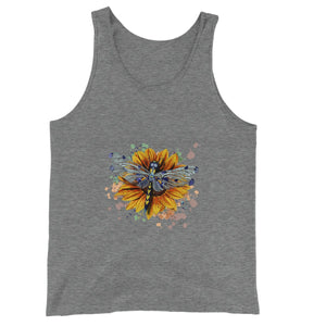 Dragonfly Unisex Jersey Tank Top