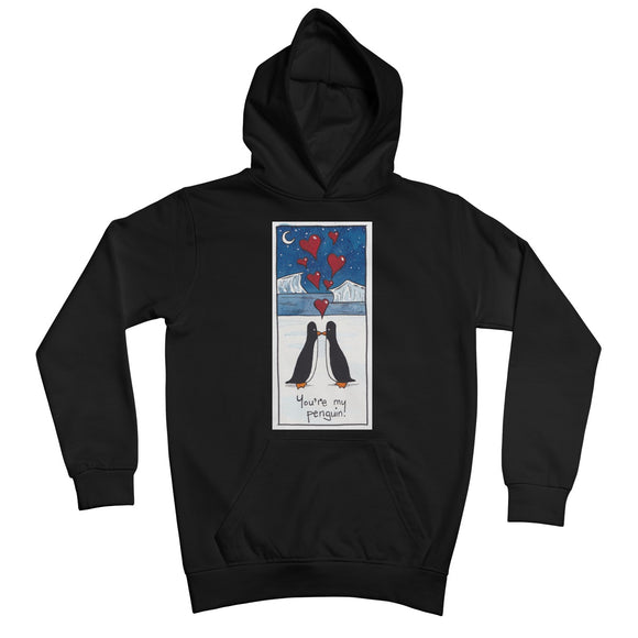 You're My Penguin Kids Retail Hoodie