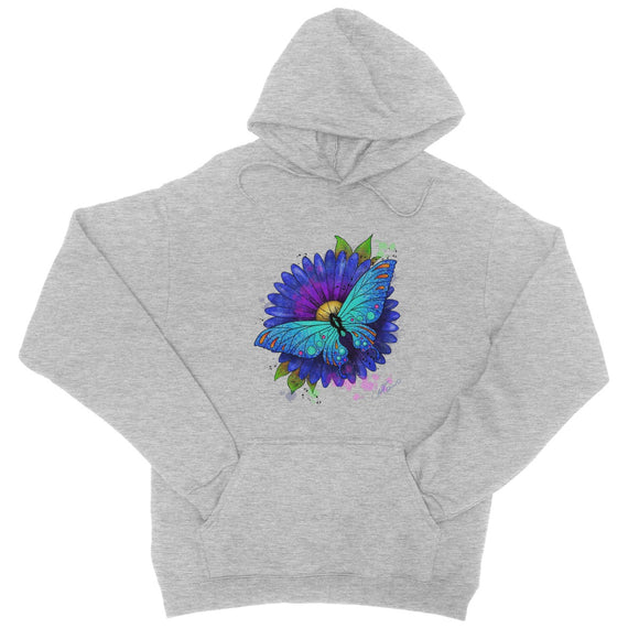 Butterfly College Hoodie