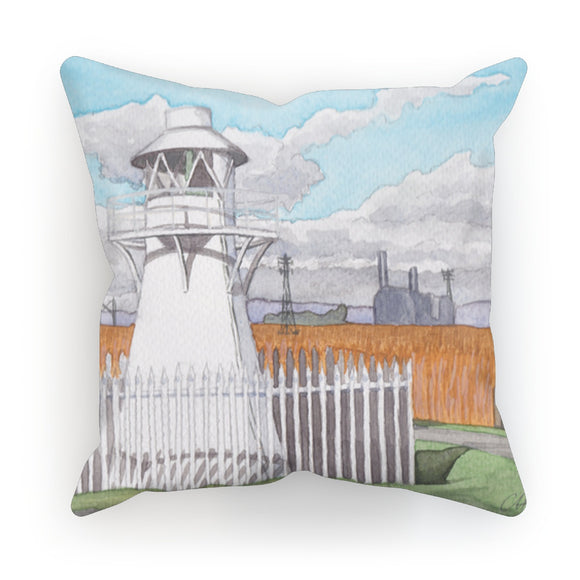 The Lighthouse The Wetlands  Cushion