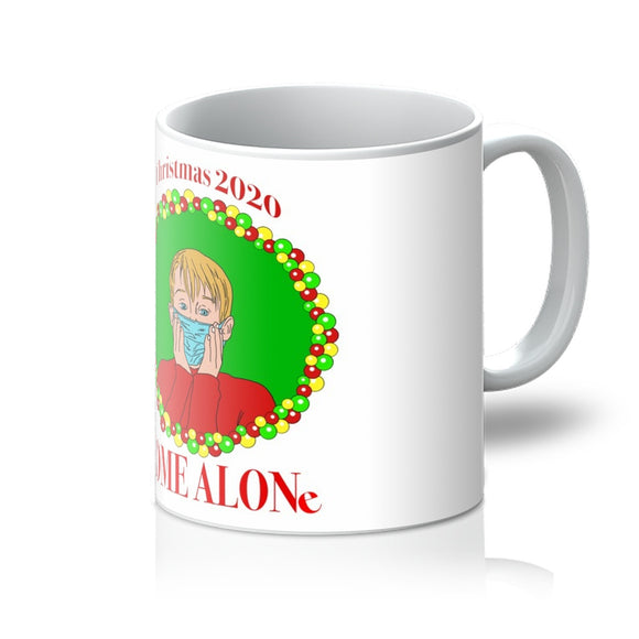 Christmas 2020 Home Alone Mug