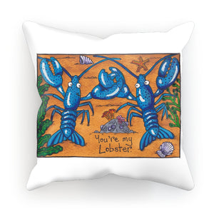 You're My Lobster Cushion