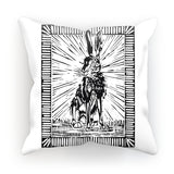 March Hare Cushion
