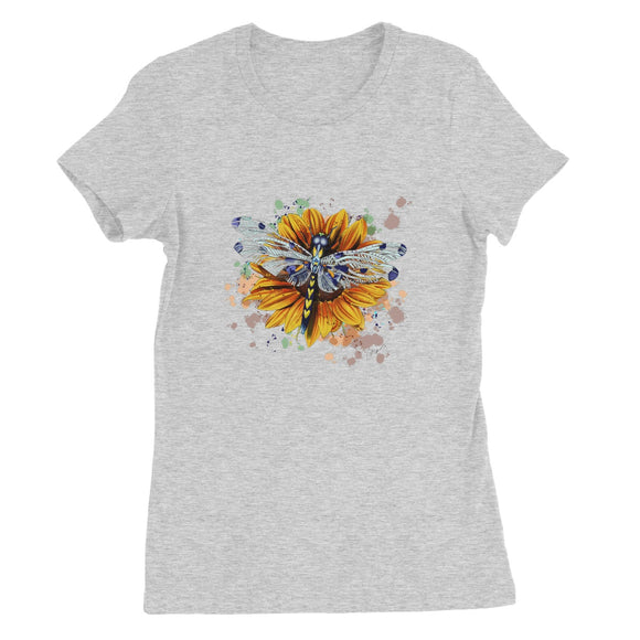 Dragonfly Women's Favourite T-Shirt