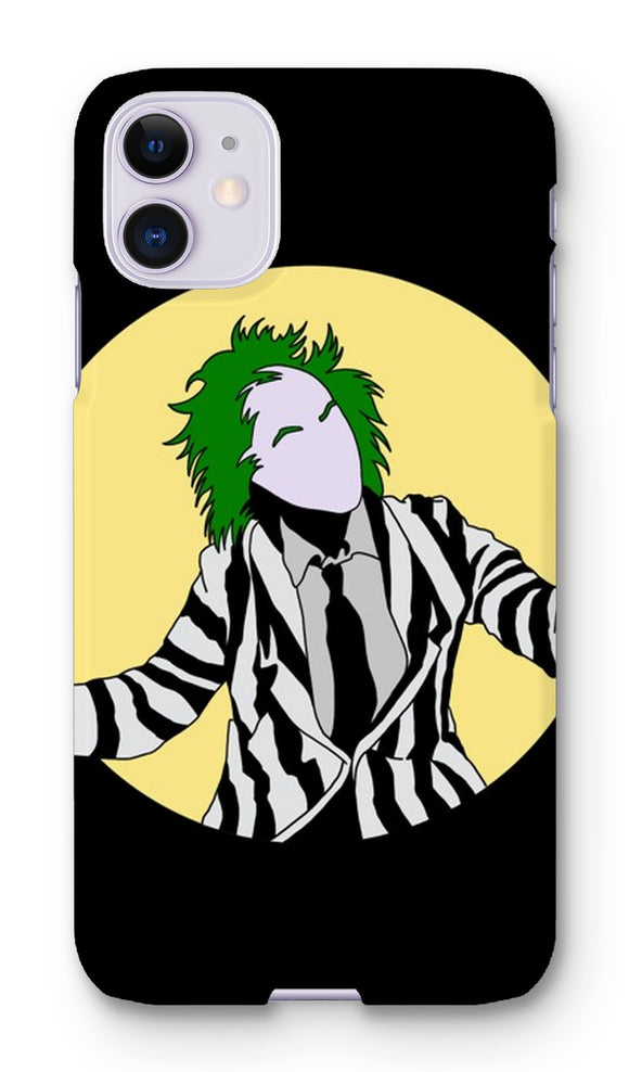 Beetlejuice Phone Case