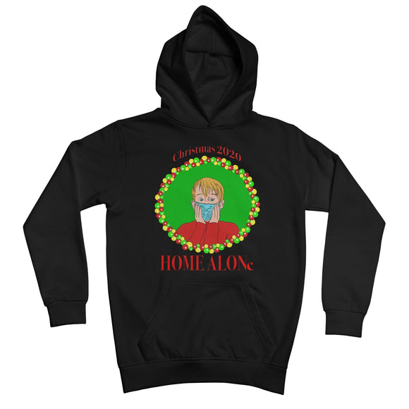 Christmas 2020 Home Alone Kids Retail Hoodie