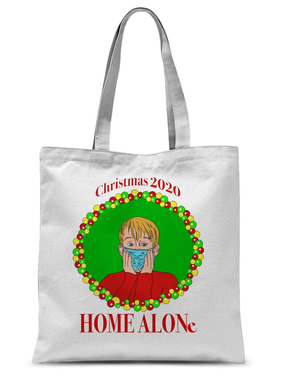 Christmas 2020 Home Alone Sublimation Tote Bag