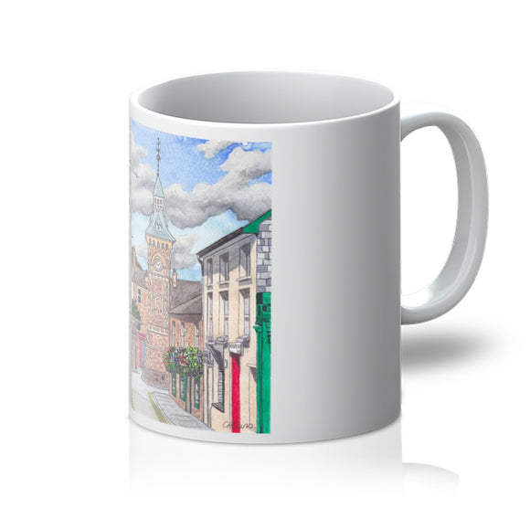 The Clocktower Hay-On-Wye Mug