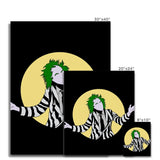 Beetlejuice Canvas