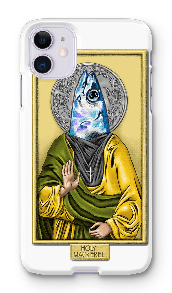 Holy Mackerel Phone Case