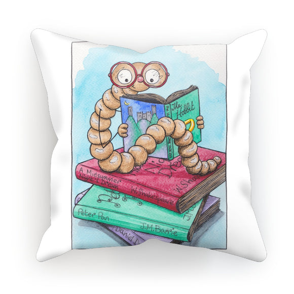 Bookworm Cushion