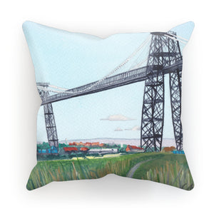 Transporter Bridge Cushion