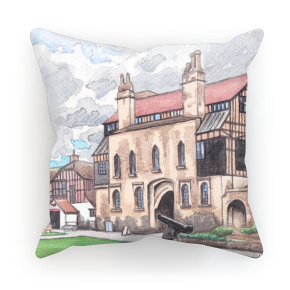 Caldicot Castle Cushion