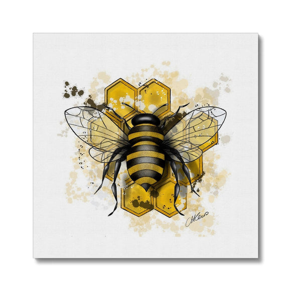 Bee Canvas