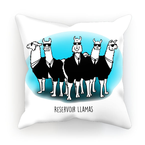 Reservoir Llamas Cushion