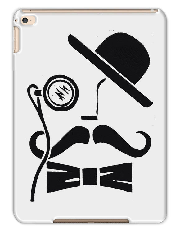 Vintage Chap Tablet Cases