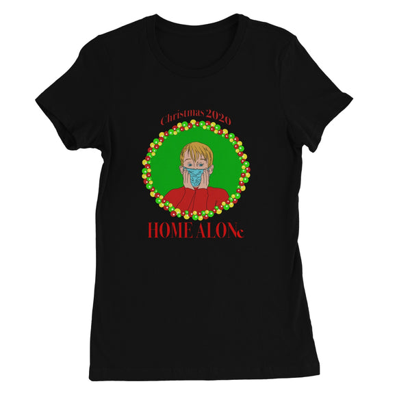 Christmas 2020 Home Alone Women's Favourite T-Shirt