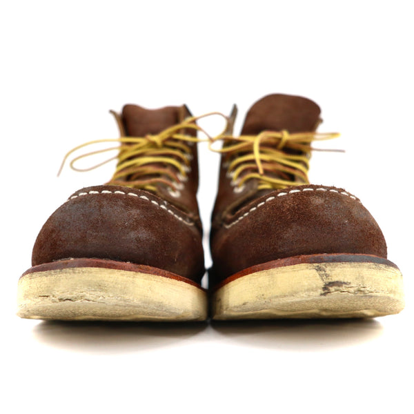 RED WING ワークブーツ 27cm 8878 6inch CLASSIC MOC TOE