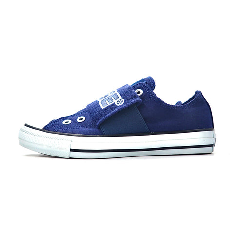 CONVERSE スニーカー ALL STAR PILE BAND OX 24.5cm ネイビー 未使用品