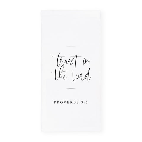 Trust in the Lord - Tea Towel 🇺🇸