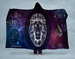 Leo Hooded Blanket 🇺🇸