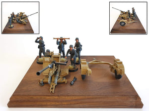 1:35 German 3.7cm FLAK 37 ANTI-AIRCRAFT Gun from TAMIYA