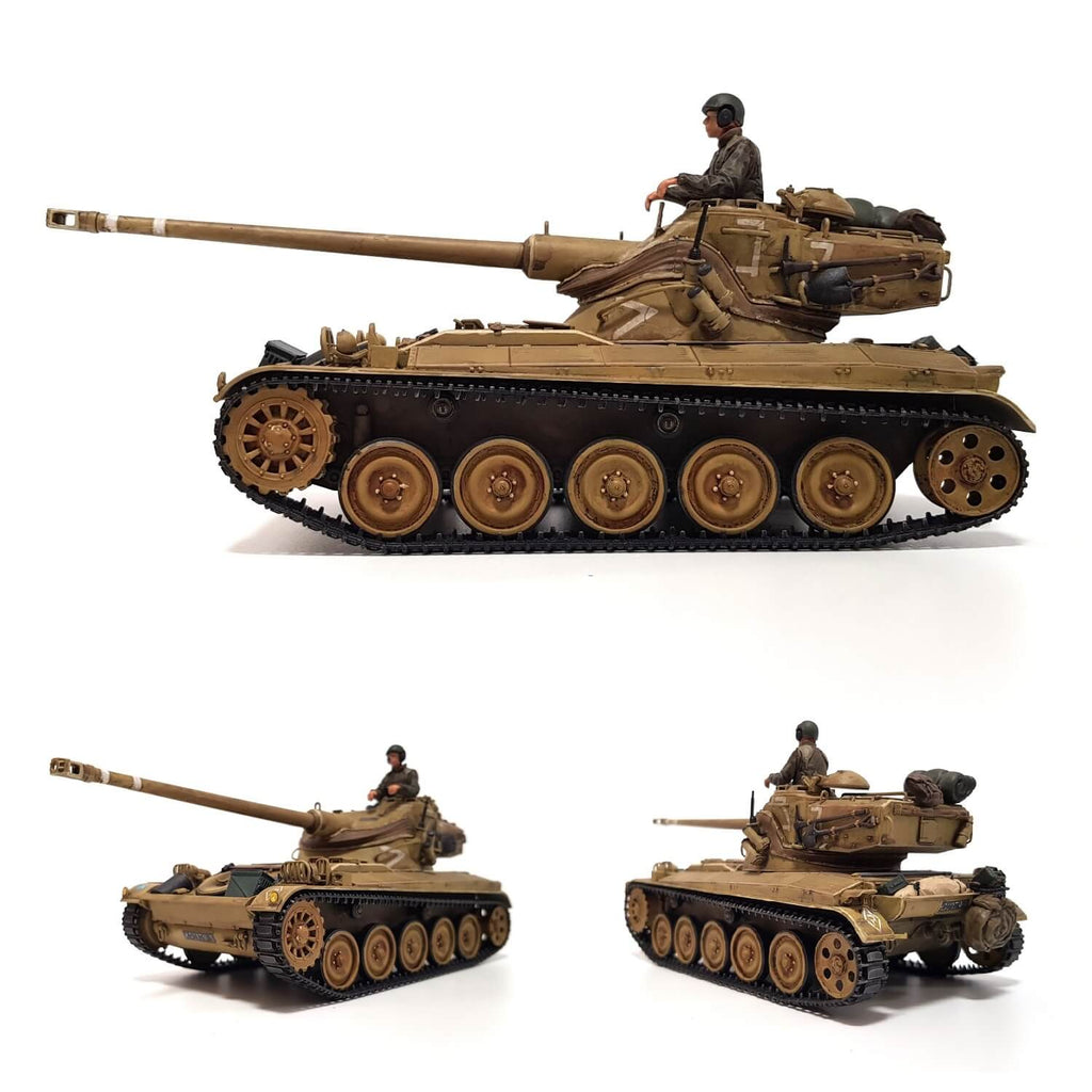 1:35 French AMX-13 Light Tank from TAMIYA