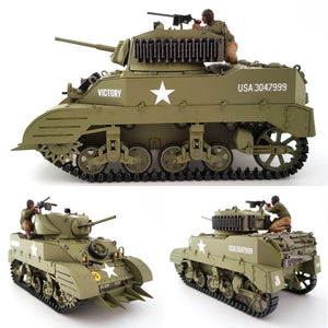 1:35 US Light Tank M5A1 STUART from TAMIYA