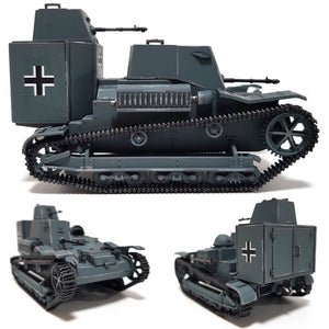 1:35 German RENAULT UE Scout Tankette from MIRAGE
