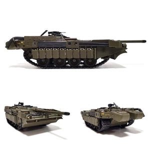 1:35 Sweden STRV 103C MBT from TRUMPETER