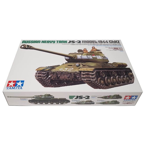 1:35 Russian Heavy Tank JS-2 Model 1944 ChKZ - TAMIYA