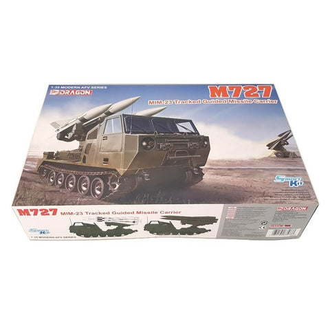 1:35 US Army M727 MiM-23 Tracked Guided Missile Carrier - DRAGON