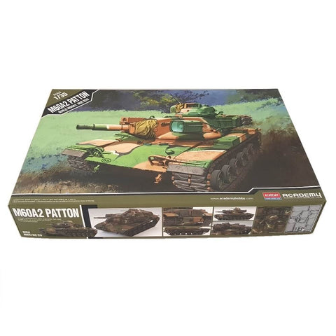 1:35 US Army M60A2 PATTON Tank - ACADEMY