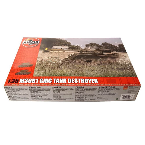 1:35 M36B2 GMC Tank Destroyer - AIRFIX