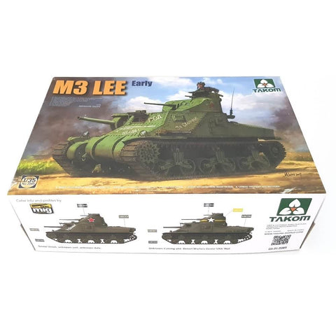 1:35 US M3 LEE Medium Tank - TAKOM